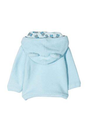 Moschino Kids light blue cardigan  MOSCHINO KIDS | 39 | MUA002LHE1340304