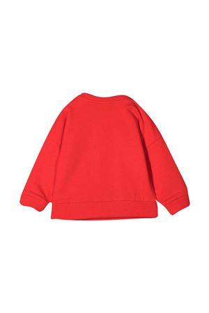 Felpa rossa Moschino Kids MOSCHINO KIDS | 1169408113 | MUF03ILDA0050109