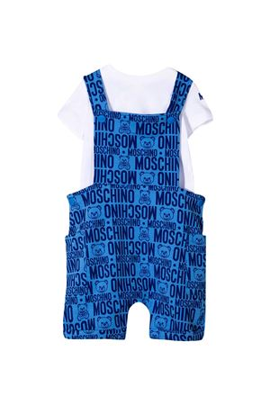 Salopette blu Moschino Kids MOSCHINO KIDS | 42 | MUG00CLDB4985556