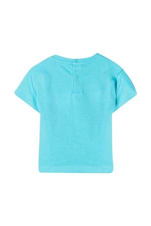 T-shirt azzurra Moschino Kids MOSCHINO KIDS | 8 | MUM02HLBA1840522