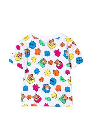 Moschino Kids patterned t-shirt  MOSCHINO KIDS | 8 | MUM02JLBB5384304