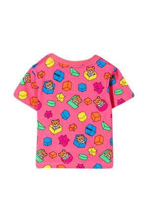 Moschino Kids patterned t-shirt MOSCHINO KIDS | 8 | MUM02JLBB5385836