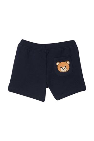 Shorts blu Moschino Kids MOSCHINO KIDS | 30 | MUQ00CLDA2740016