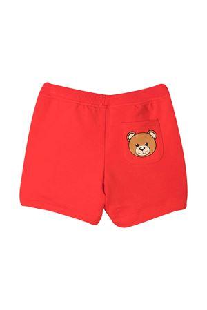 Shorts rossi Moschino Kids MOSCHINO KIDS | 30 | MUQ00CLDA2750109