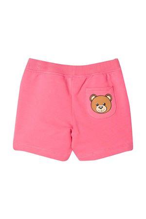 Shorts rosa Moschino Kids MOSCHINO KIDS | 30 | MUQ00CLDA2751108