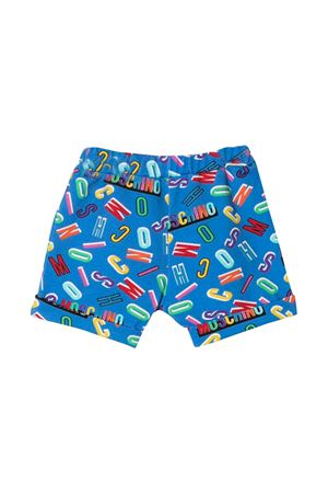 Moschino Kids blue shorts  MOSCHINO KIDS | 30 | MUQ00HLDB5684218