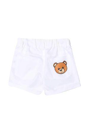 Shorts bianchi Moschino Kids MOSCHINO KIDS | 30 | MUQ00LLMA0010101