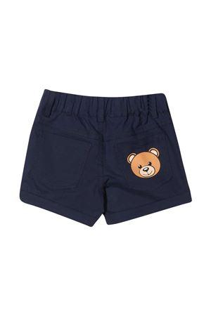 Moschino Kids blue shorts  MOSCHINO KIDS | 30 | MUQ00LLMA0040016