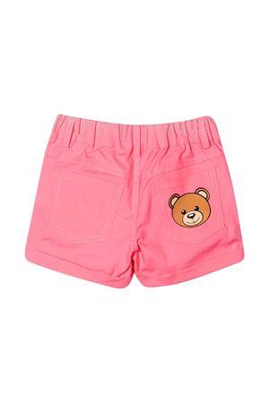 Moschino Kids pink shorts  MOSCHINO KIDS | 30 | MUQ00LLMA0051108