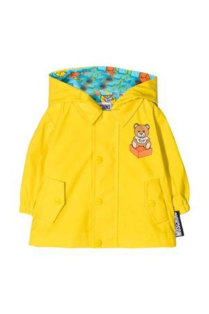 Impermeabile giallo Moschino Kids MOSCHINO KIDS | 13 | MUS01UL3A3550162