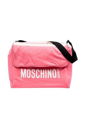 Borsa fasciatoio rosa Moschino Kids MOSCHINO KIDS | 31 | MUX03DLDA2582161
