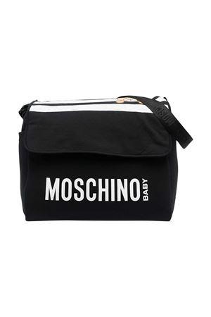 Borsa fasciatoio nera Moschino Kids MOSCHINO KIDS   31   MUX03DLDA2582200