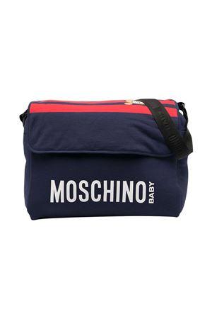 Borsa fasciatoio blu Moschino Kids MOSCHINO KIDS | 31 | MUX03DLDA2583403
