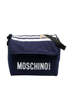 Borsa fasciatoio blu Moschino Kids MOSCHINO KIDS | 31 | MUX03DLDA2584054