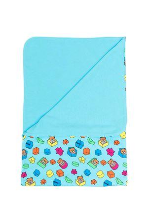 Coperta azzurra Moschino Kids MOSCHINO KIDS | 69164127 | MUX03ILBB5385837