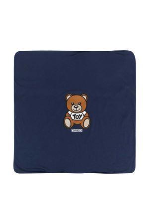 Coperta blu Moschino Kids MOSCHINO KIDS | 69164127 | MUX03LLBA1040016