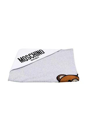 Coperta grigia Moschino Kids MOSCHINO KIDS | 69164127 | MUX03LLBA1060926