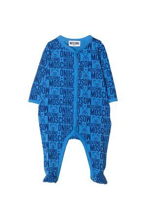 Moschino Kids blue pajamas  MOSCHINO KIDS | 75988882 | MUY03BLBB5885556