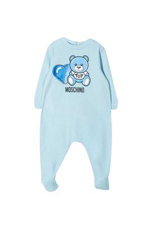 Tutina azzurra Moschino Kids MOSCHINO KIDS | 75988882 | MUY03CLDA0040304