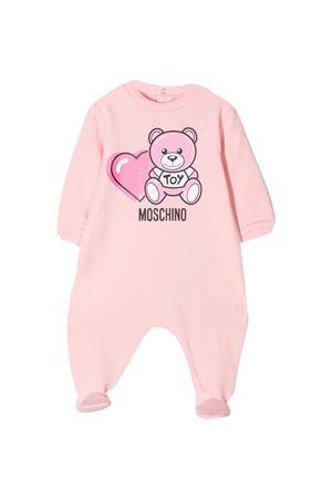 Tutina rosa Moschino Kids MOSCHINO KIDS | 75988882 | MUY03CLDA0050209