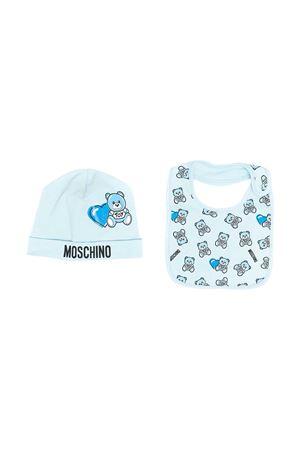 Accessori neonato blu Moschino Kids MOSCHINO KIDS | 75988882 | MUY03ELBB5682162