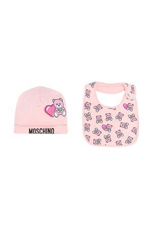 Accessori neonato rosa Moschino Kids MOSCHINO KIDS | 75988882 | MUY03ELBB5683343