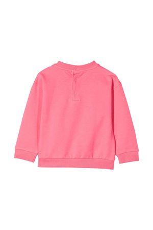 Pink Moschino Kids sweatshirt  MOSCHINO KIDS | 1169408113 | MWF02ZLDA1251108