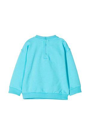 Moschino Kids light blue sweatshirt  MOSCHINO KIDS | -108764232 | MZF02ZLDA1340522