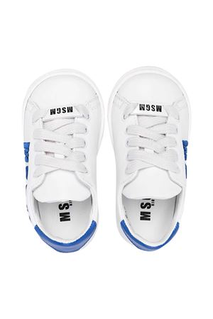 Sneakers bianche MSGM kids MSGM KIDS | 12 | 67222VAR3