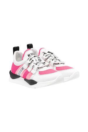 Color-block design sneakers MSGM kids MSGM KIDS | 12 | 672743
