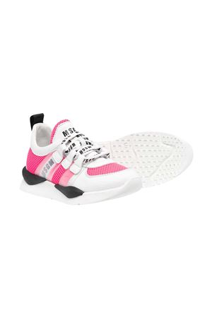 Sneakers teen con design color-block MSGM kids. MSGM KIDS | 12 | 672743T