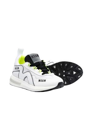 Sneakers teen bicolore Msgm kids MSGM KIDS | 12 | 672834T