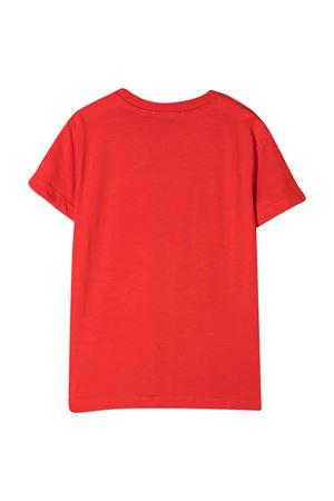 T-shirt rossa MSGM kids MSGM KIDS | 8 | MS026817040
