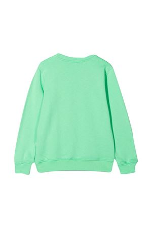 Felpa verde teen Moncler Enfant MSGM KIDS | -108764232 | MS026818087T