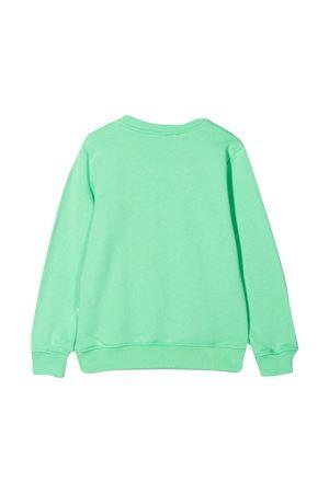 Felpa verde Moncler Enfant MSGM KIDS | -108764232 | MS026818087