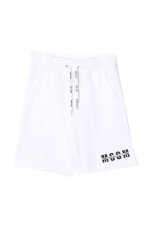 Shorts bianchi Msgm Kids MSGM KIDS | 5 | MS026821001
