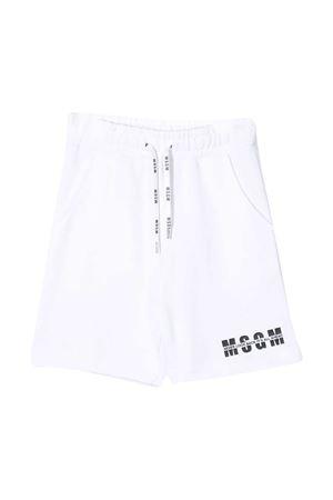 Shorts bianchi teen Msgm Kids MSGM KIDS | 5 | MS026821001T