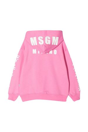 Felpa rosa MSGM kids MSGM KIDS | 5032280 | MS026826042