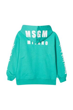 Felpa tiffany teen MSGM kids MSGM KIDS | 5032280 | MS026826114T