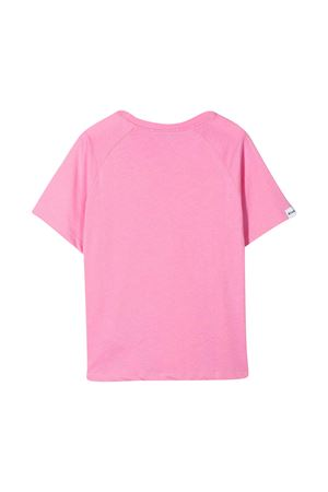 Moncler Enfant teen pink t-shirt  MSGM KIDS | 8 | MS026827042T