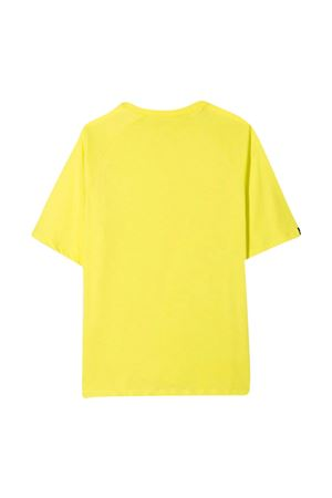 T-shirt gialla MSGM kids MSGM KIDS | 8 | MS026827086