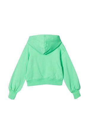 Felpa verde teen MSGM kids MSGM KIDS | 5032280 | MS026834087T