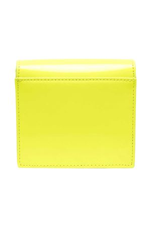 Borsa a spalla gialla con tracolla fucsia Msgm kids MSGM KIDS | 31 | MS026875023