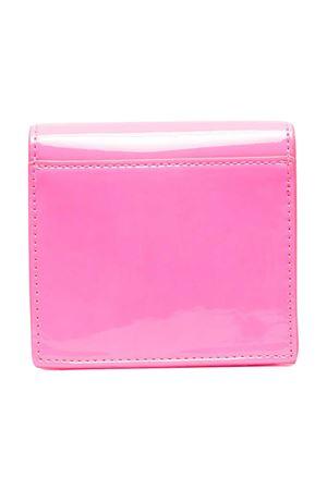 Borsa a spalla rosa con tracolla gialla Msgm kids MSGM KIDS | 31 | MS026875134