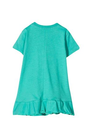 Abito verde tiffany Msgm Kids MSGM KIDS | 11 | MS027259087
