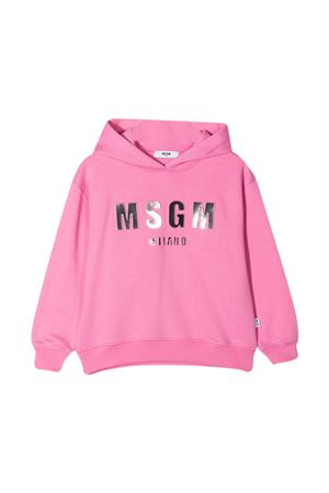 Felpa rosa Msgm Kids MSGM KIDS | 5032280 | MS027388042