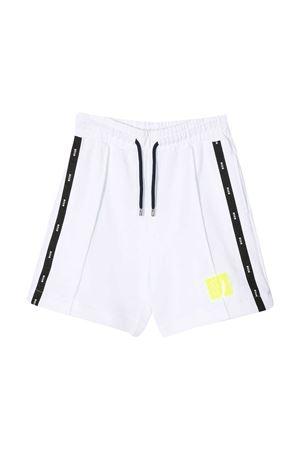 White bermuda shorts MSGM Kids MSGM KIDS | 5 | MS027593001