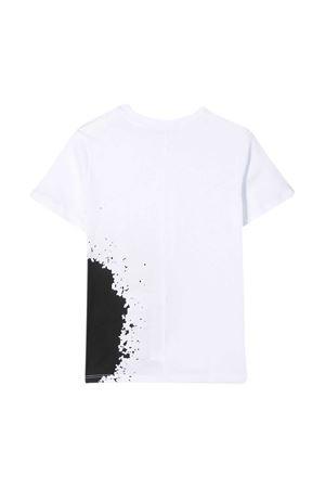 White teen t-shirt Msgm Kids MSGM KIDS   8   MS027614001T