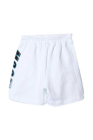 White teen sports bermuda shorts MSGM Kids MSGM KIDS | 5 | MS027631001T