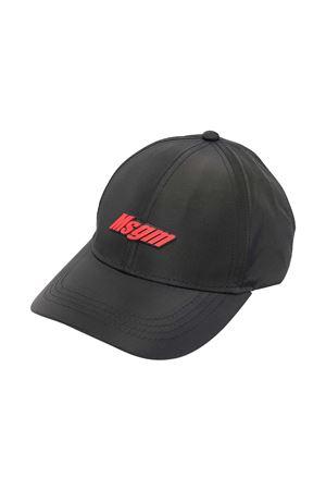 Cappello da baseball nero Msgm kids MSGM KIDS | 75988881 | MS027632110
